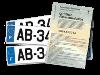 immatriculation et plaques
